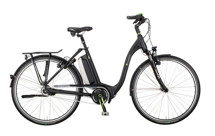 e-bike manufaktur DR3I Brose Mittelmotor