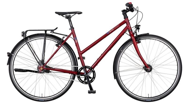 VSF Fahrradmanufaktur T-500 Shimano Alfine 8-Gang
