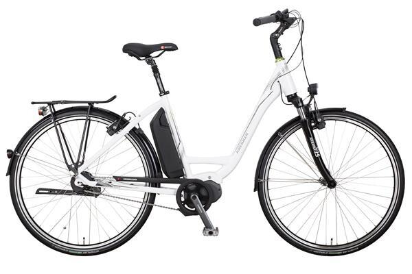 KREIDLER - Vitality Eco 4 Di2 Shimano Steps 400Wh Nexus