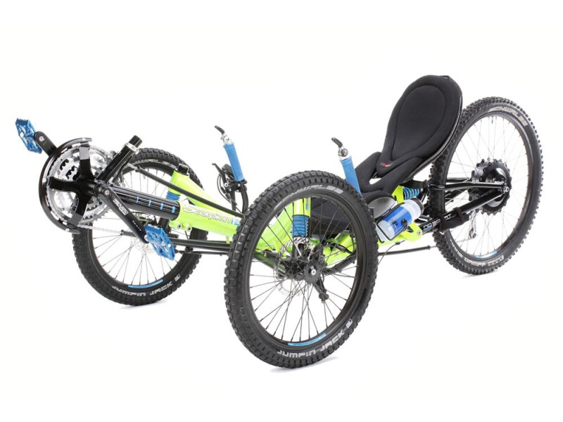 HP Velotechnik Scorpion fs 26 Enduro
