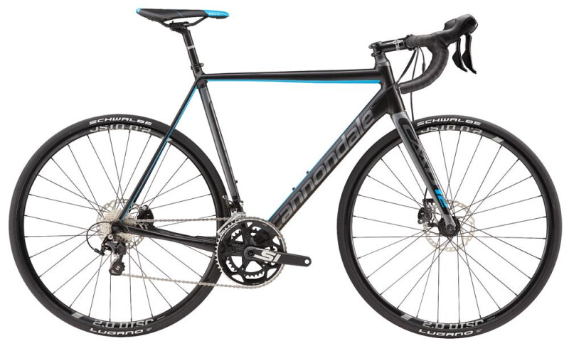 Cannondale CAAD 12 Disc Blue RH52
