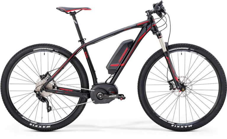 MERIDA BIG.NINE E-LITE 650