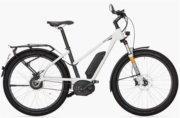 RIESE UND MÜLLER - Charger GS nuvinci HS