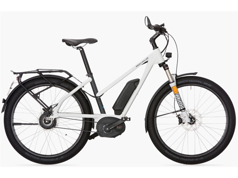 Riese und Müller Charger GS nuvinci HS