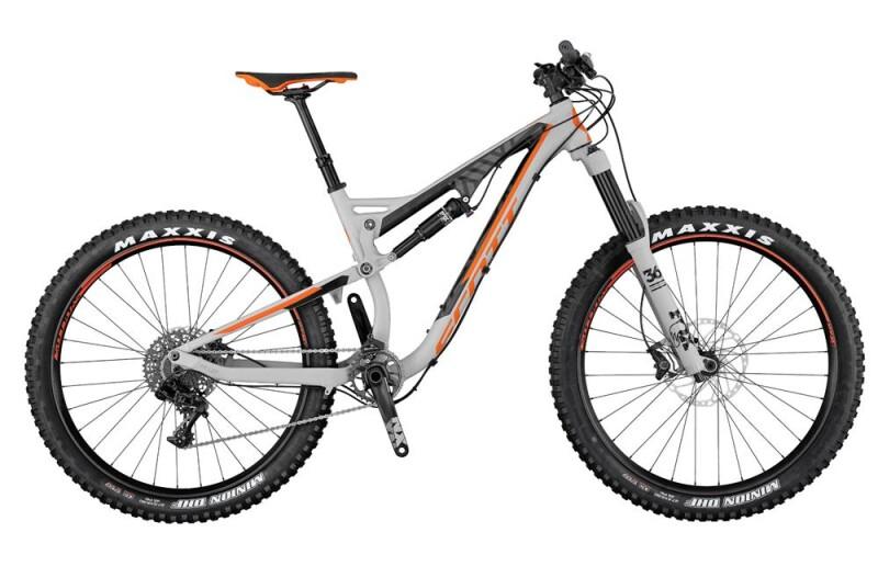 Scott Genius LT 720 Plus Mountainbike