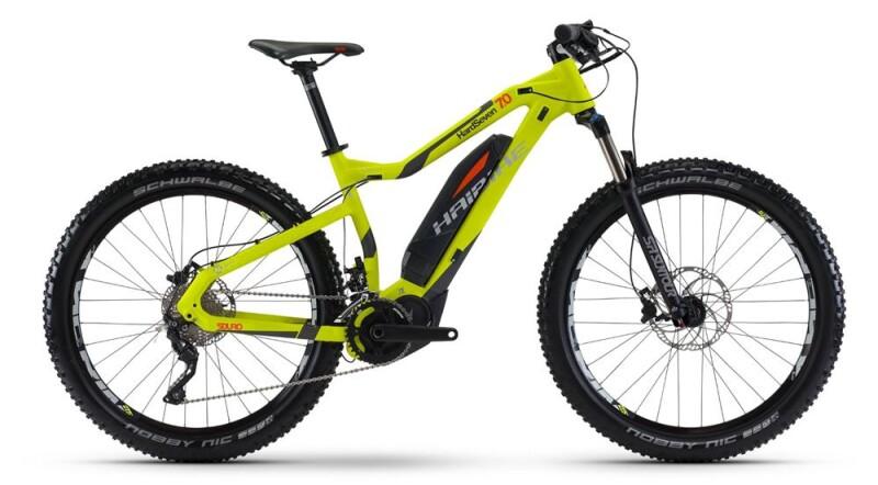Haibike SDURO HardSeven 7.0 E-Bike