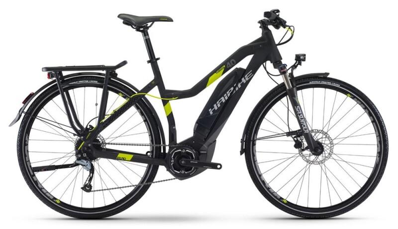 Haibike SDURO Trekking 4.0 E-Bike