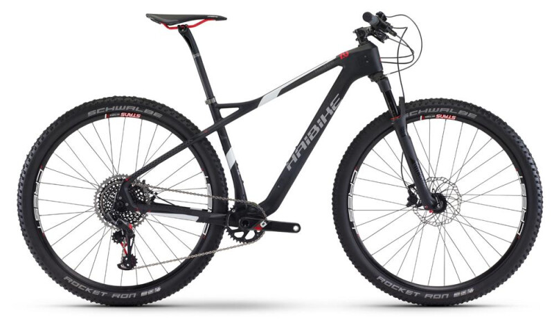 Haibike Greed HardNine 7.0 Mountainbike