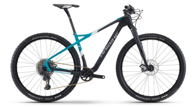 Haibike Greed HardNine 8.0 Mountainbike