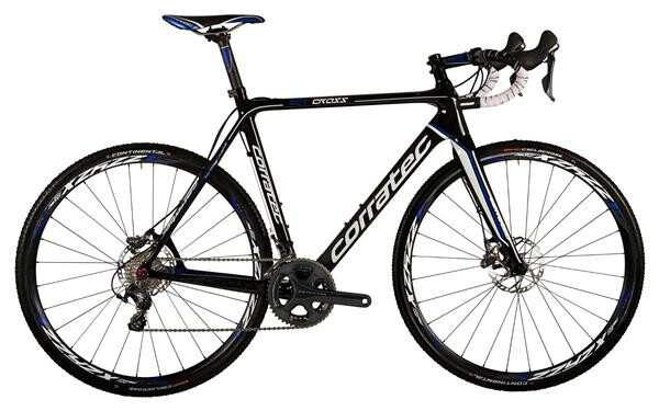 CORRATEC - CCT Cross Ultegra Hydro Disc