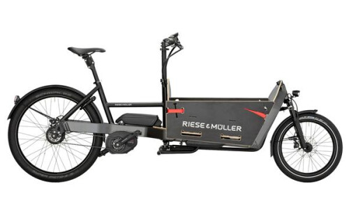 Riese und Müller Packster nuvinci 60