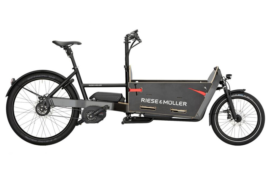 Riese und Müller Packster nuvinci 60