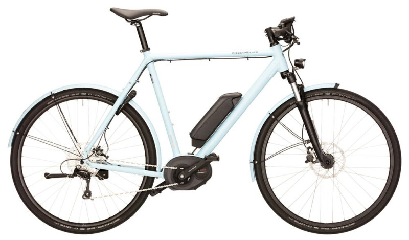 Riese und Müller Roadster touring E-Bike