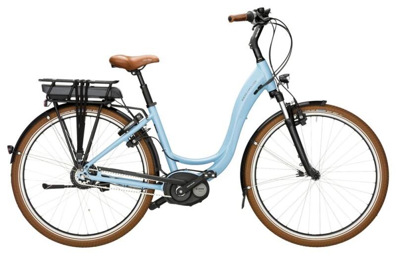 Riese und Müller Swing nuvinci E-Bike