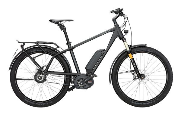 RIESE UND MÜLLER - Charger GT nuvinci HS