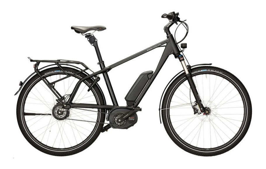 Riese und Müller Charger nuvinci 500Wh