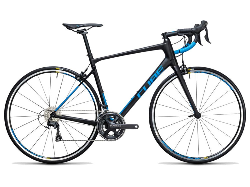 Cube Attain GTC Race carbon´n´blue