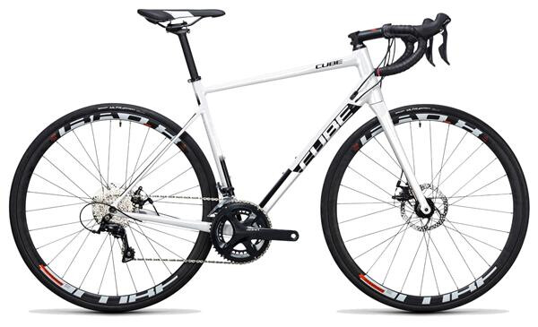 CUBE - Attain Pro Disc white´n´black