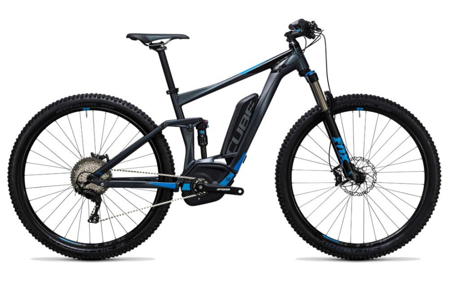 Cube Stereo Hybrid 120 HPA-RACE