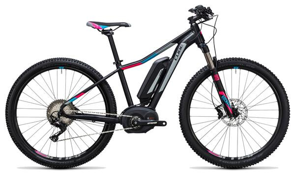 CUBE - Access WLS Hybrid Race 500 black´n´grey