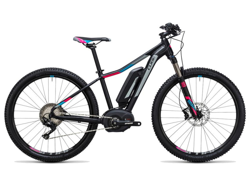 Cube Access WLS Hybrid Race 500 black´n´grey