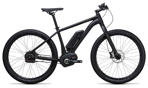 CUBE - SUV Hybrid Race 500 27.5 black´n´grey