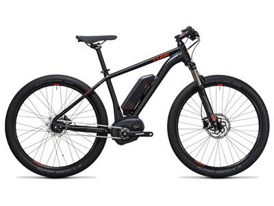 Cube SUV Hybrid Pro 500 27.5 black´n´flashred