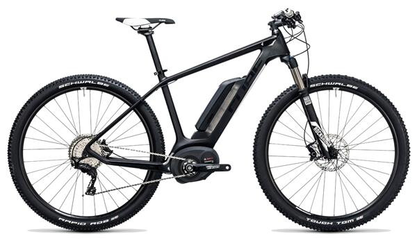 CUBE - Elite Hybrid C:62 Race 500 29 blackline