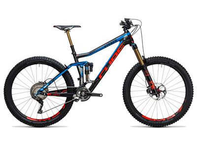 Cube Stereo 160 C:68 Action Team 27.5 actionteam