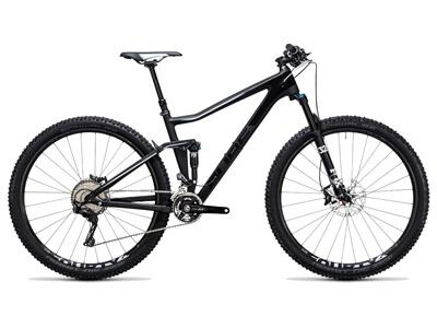 Cube Stereo 120 HPC Race carbon´n´white