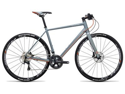 Cube SL Road SL grey´n´flashorange