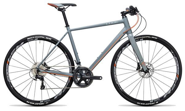 CUBE - SL Road SL grey´n´flashorange