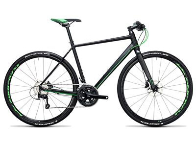 Cube SL Road Race black´n´flashgreen