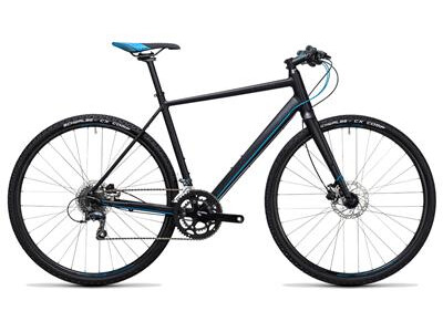 Cube SL Road black´n´flashblue