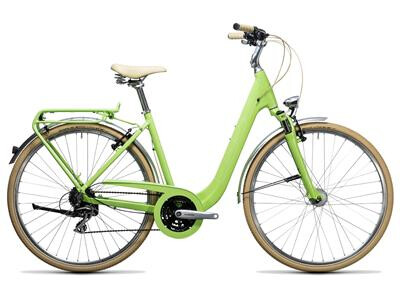 Cube Elly Ride green´n´white