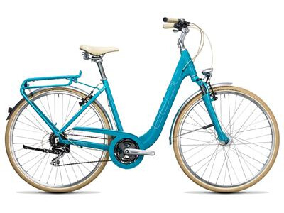 Cube Elly Ride blue´n´aqua