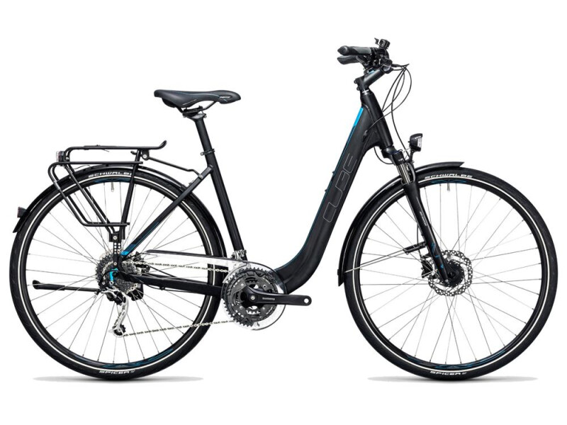 Cube Touring Exc black´n´blue