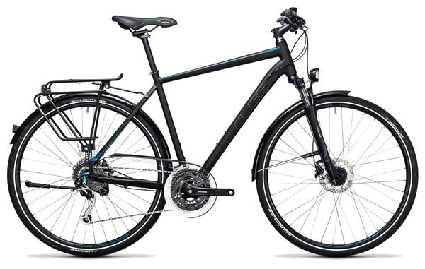CUBE - Touring Exc black´n´blue