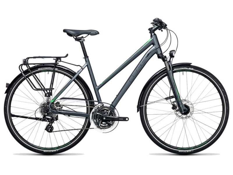 Cube Touring Pro grey´n´flashgreen