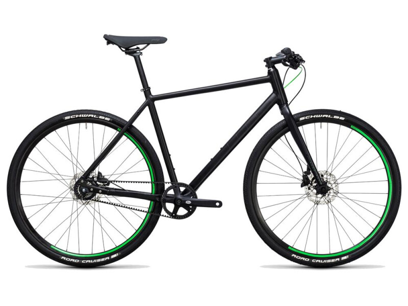 Cube Hyde Race black´n´flashgreen
