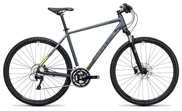 CUBE - Cross Pro grey´n´lime
