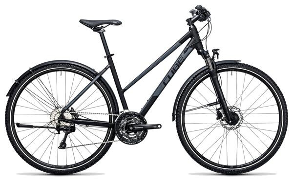 CUBE - Nature Allroad black´n´grey