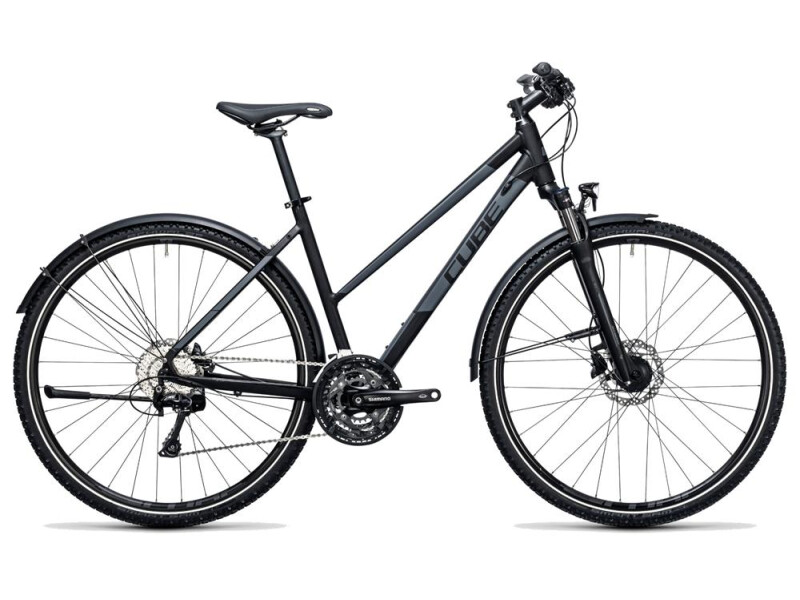 Cube Nature Allroad black´n´grey
