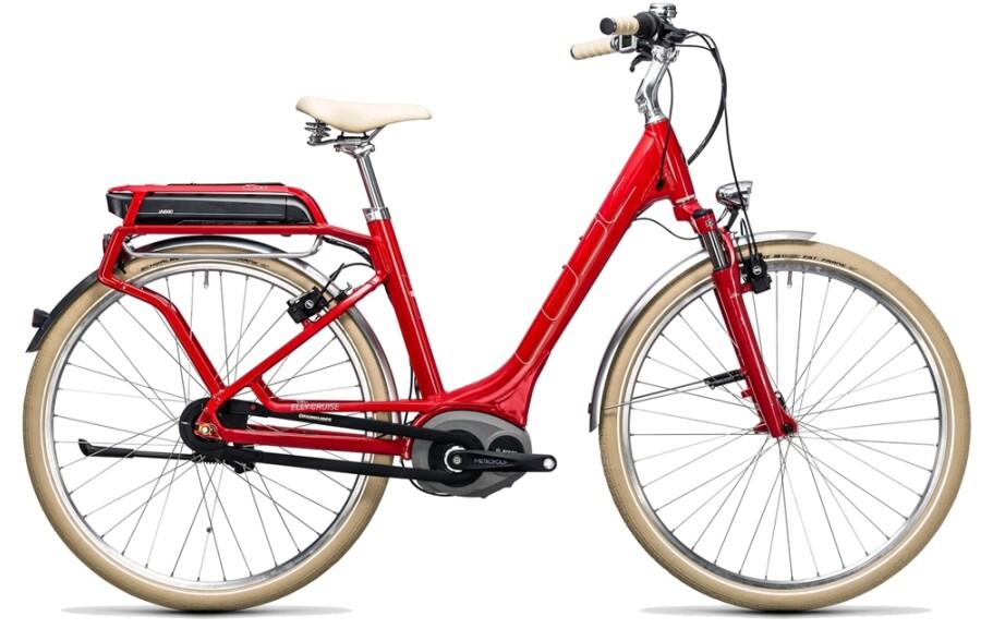 Cube Elly Cruise Hybrid red