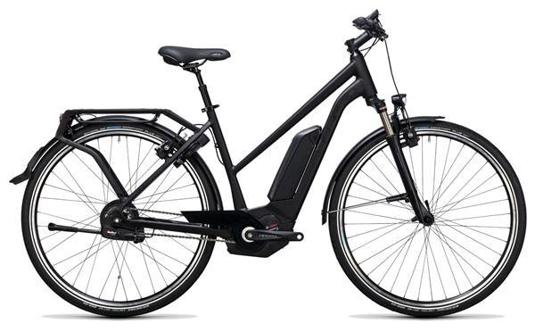 CUBE - Delhi Hybrid Pro 500 black edition