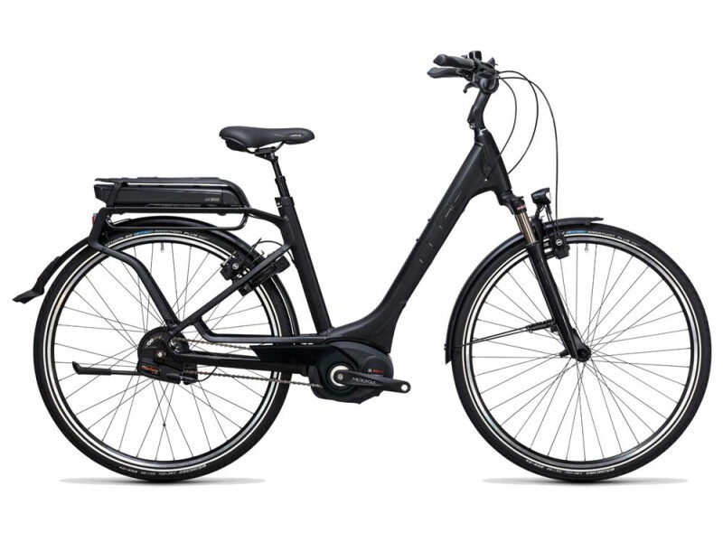 Cube Delhi Hybrid Pro 500 black edition