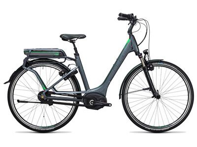 Cube Travel Hybrid Pro RT 400 grey´n´flashgreen