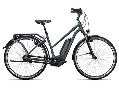 Cube Travel Hybrid Pro 500 grey´n´flashgreen