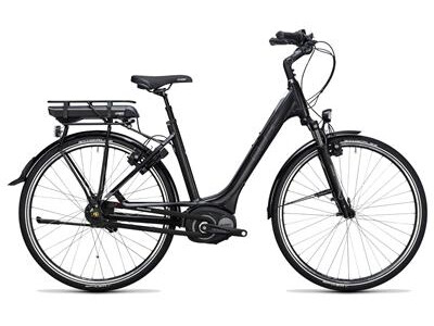 Cube Travel Hybrid RT 500 black´n´white