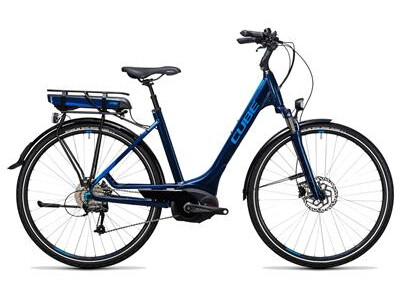 Cube Touring Hybrid Pro 500 blue´n´blue